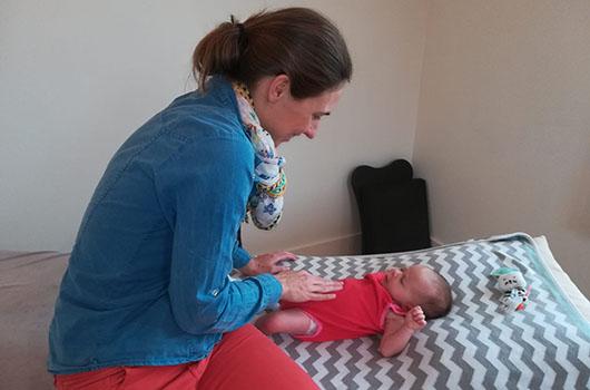Osteopaat bilzen en Oudsbergen Baby's