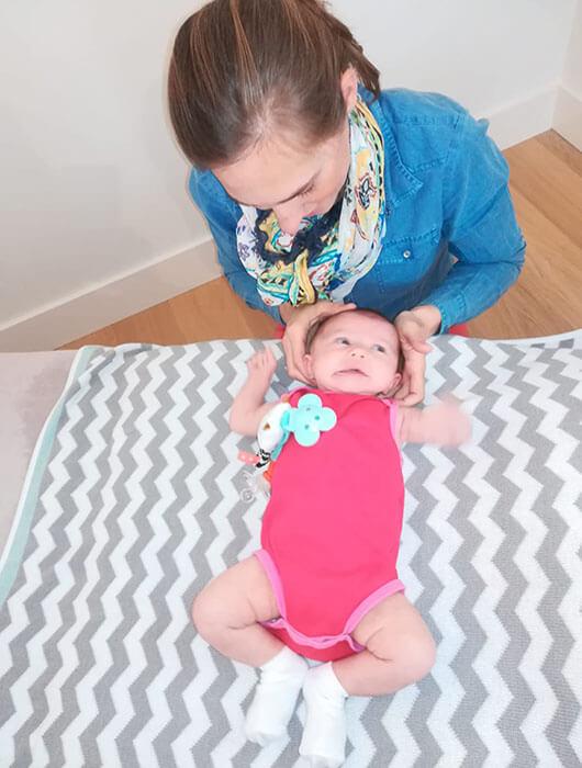 Nele Vrolix Babys Osteopaat