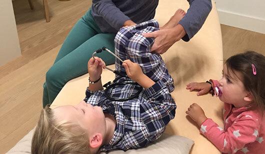 Osteopaat Kinderen Nele Vrolix Bilzen Therapiepunt