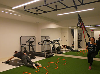Personal training in groep